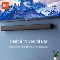 Xiaomi-Barra de sonido inalámbrica Redmi para TV, altavoz con Bluetooth 5,0, Audio y música, para cine en casa, montaje en pared, 30W