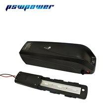 Bez podatku akumulator do rowerów elektrycznych 48V 12.5AH 48V 17.5AH Downtube hailong plus paczka bateria litowa eBike do silnika bafang tsdz2