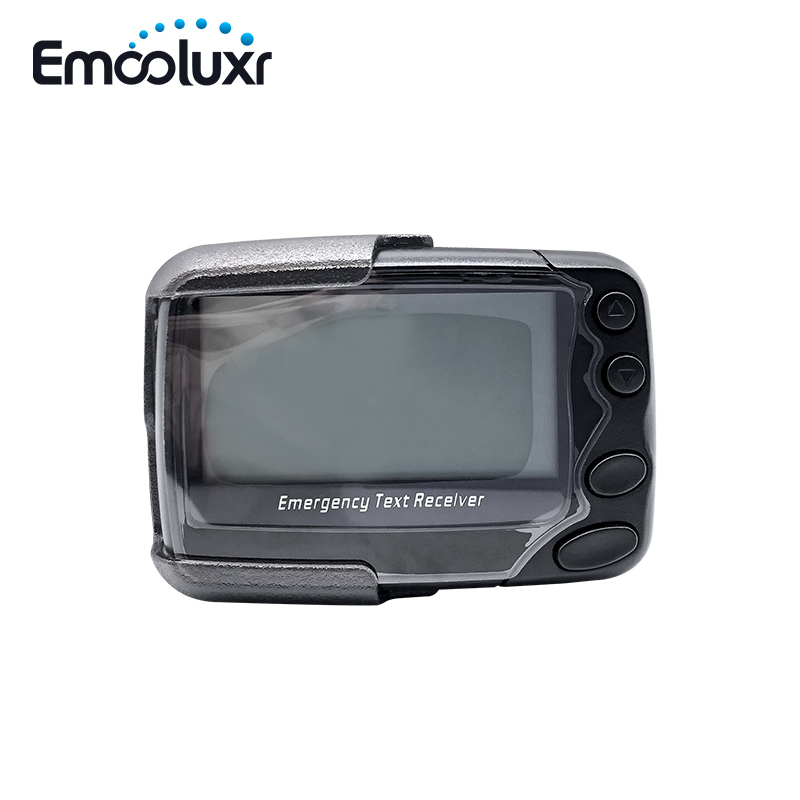 Wireless Numberic Pager Emergency Text Message Pager Alpha Paging System Receiver