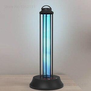 Image 3 - Youpin Lámpara de desinfección de ozono UVC germicida, luz esterilizadora de cuarzo para desinfectar ácaros y bacterias, esterilización y desodorización