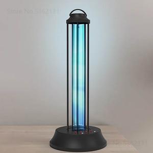 Image 3 - Youpin germicide UVC Ozone désinfection lampe Quartz stérilisateur lumière pour désinfecter les bactéries tuer les acariens stérilisation désodorisation