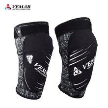 Vemarオートバイ膝パッド耐火モトクロス膝プロテクターガードmtbスキー防護服ニーパッドモト膝ブレースサポート