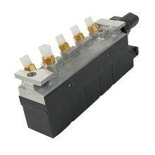 Oe # A2203200258 Kompressor Ventil Block für Mercedes-Benz S-Klasse W220 Ventil Block Luft Kompressor Suspension