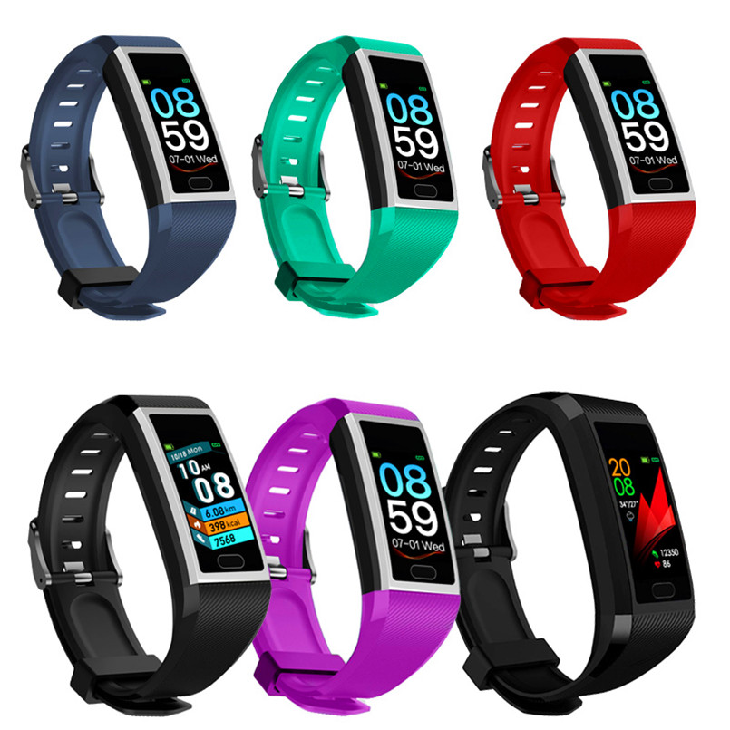 2019 Smart Watch Men Blood Pressure Smart Clock Waterproof Smartwatch Women Sport Health Bracelet Watch Smart For Android Ios