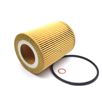 Engine Oil Filter Kit For BMW E36 E39 E46 E53 E60 E83 320i 330Ci 328i 528i Z3 Z4 X3 X5 2.5 2.8 3.0 5.4 1142751230111427512300 image