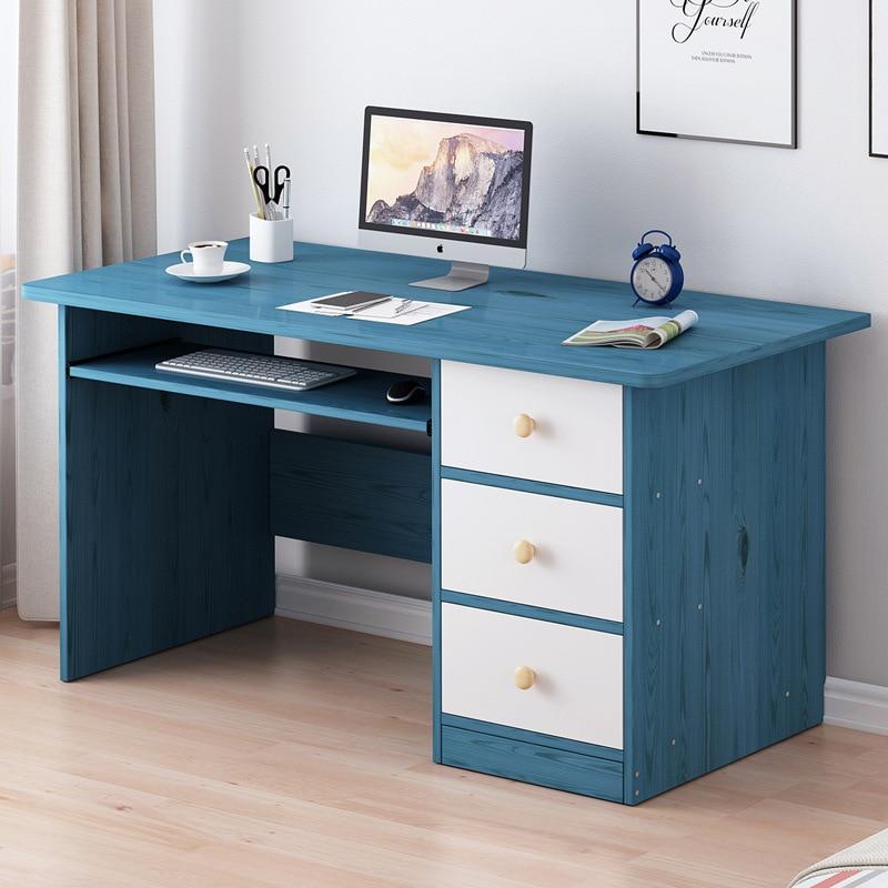 Wholesale Home Desktop Computer Desk Office Computer Desk Economical Multi-functional Storage Province Space Large Desktop Table
