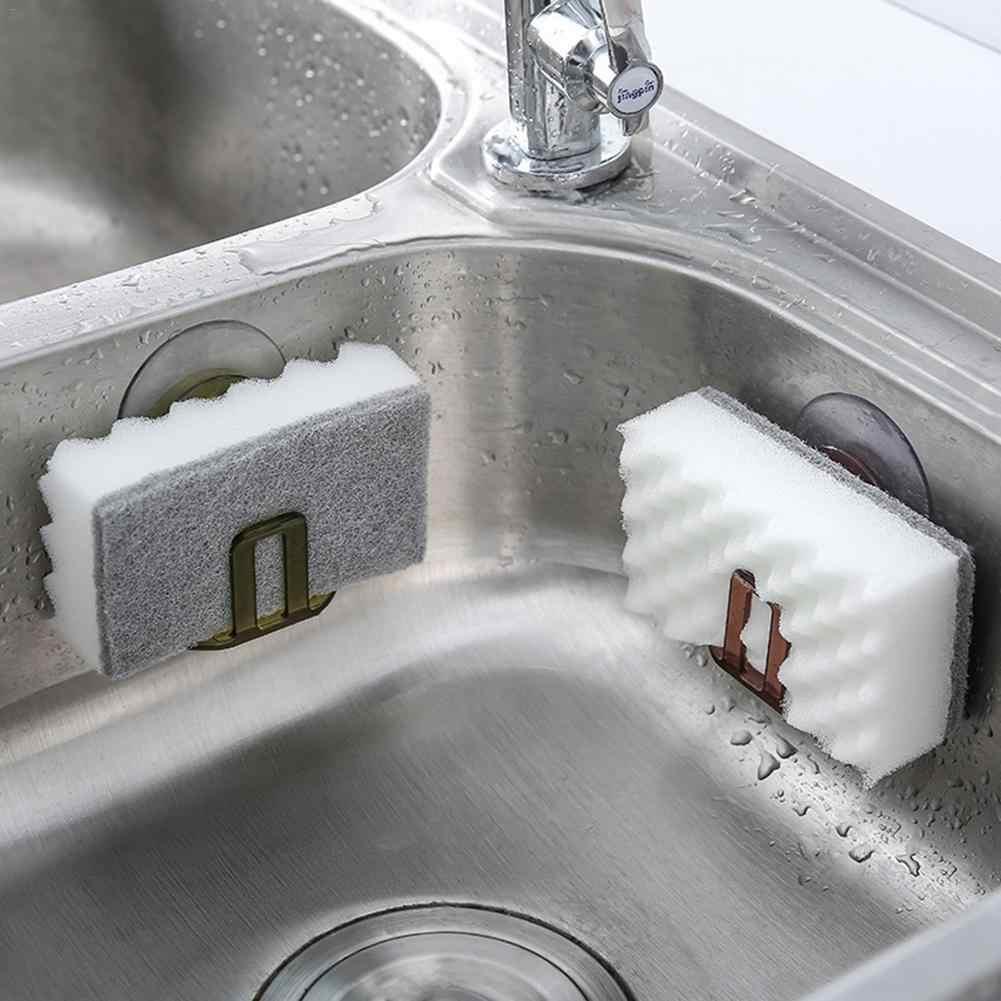 Cuisine ventouse évier égouttoir éponge support de rangement cuisine évier porte-savon égouttoir support salle de bain accessoires organisateur