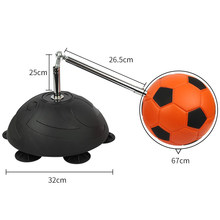 Kids Soccer Training Equipment, Improves Foot Kicking and Ball Control, Improves Skill and Form, for Football Soccer Training