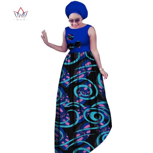 Купить brw африканские платья размера плюс для женщин dashiki afrian
