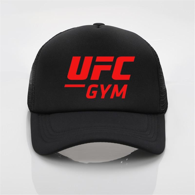 Fashion Hat UFC Baseball Cap Men And Women Hats Summer Trend Cap New Sun Hat Snapback Hat