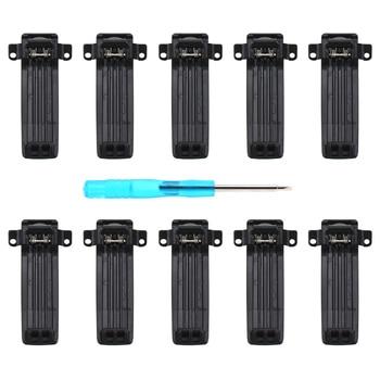 10X Replacement Belt Clip for Baofeng UV-82 UV-82L UV-8D UV-89 UV-82HP UV-82HX