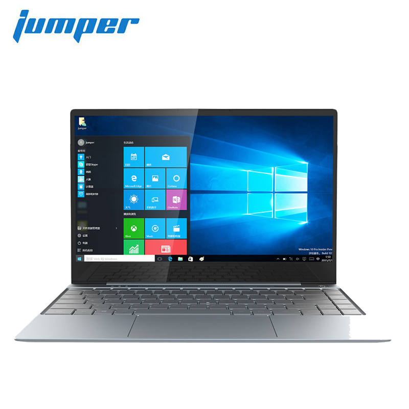 NEW Jumper EZbook X3 PRO Notebook IPS Display Thin Metal Body Laptop Inter Gemini Lake N4100 8GB LPDDR4 180GB SSD 2.4G/5G WiFi