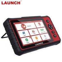 Starten OBD2 Scanner WiFi Volle Systeme Auto Scanner für IMMO TPMS ABS DPF Öl Reset OBD2 Diagnose Tool Starten X431 CRP909 OBD