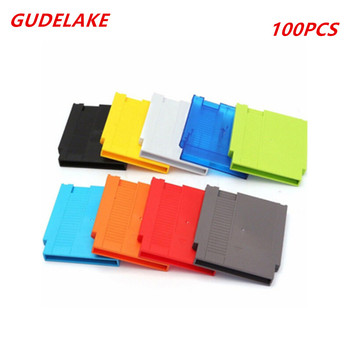 100pcs Hard Case Game Cartridge Shell Replacement For NES 72pin