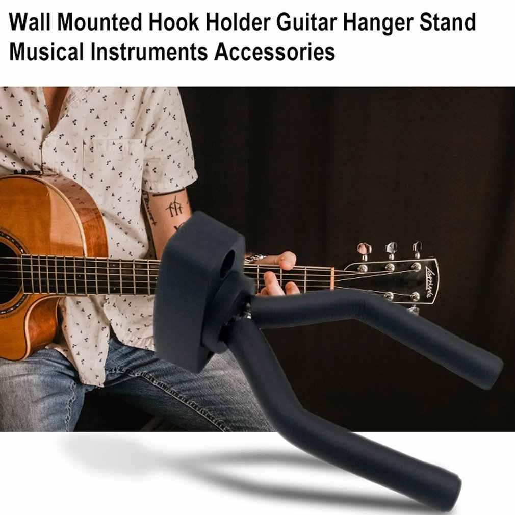 Support de crochet mural support de suspension de guitare pour accessoires d'instruments de musique durables ukulélé basse
