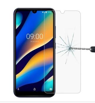 Перейти на Алиэкспресс и купить Премиум 0,26 мм Защитное стекло для BQ 6040L волшебное закаленное стекло 9 Твердость протектор экрана мобильного телефона BQS 6040L Волшебная пленка ...