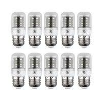 10pcs 5W LED Corn Light Bulbs E27 AC110V 120V Mini Lamp Spotlight Bright Exquisitely Designed Durable Gorgeous