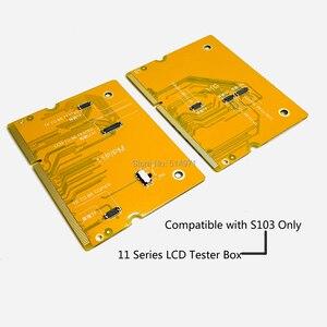 Image 5 - 6 في 1 آيفون 6S 6S زائد 7 7plus 8 8plus شاشة تعمل باللمس صندوق اختبار مع لوحة اختبار LCD أدوات صندوق اختبار