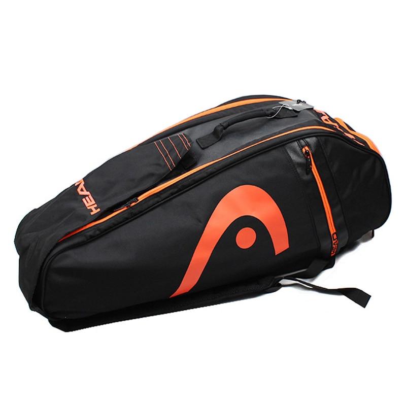 WOHENRED Large Capacity Leather Canvas Backpacks For Men School Bags Vintage Waterproof Daypack High Quality Laptop Backpack Bag - 2
