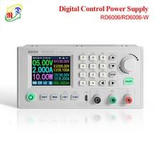 RD RD6006 RD6006W USB WiFi prądu stałego napięcie prądu stałego prąd Step-down moduł zasilania buck regulowany konwerter multimetr 60V 6A