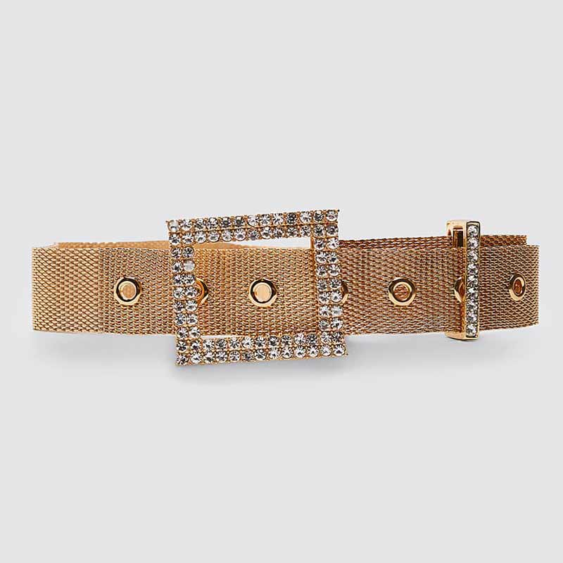 H137ee219bebd48a09dcf9839f4ddc384T - Girlgo Newest Vintage Velvet Buckle Belt for Women Punk Metal Gold Color Belly Chain Accessories Jewelry Party Gifts Bijoux
