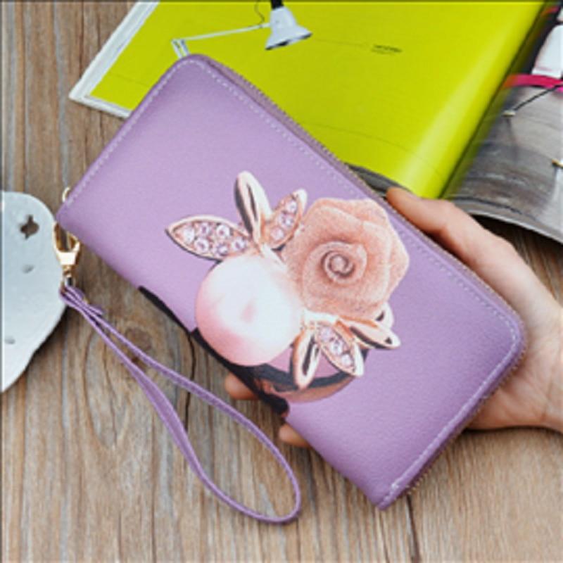 長財布財布女性の財布漫画レトロ財布魔女財布高級財布ブランド財布小さな財布サプライズ財布