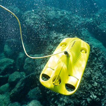 Original New Chasing Innovation Gladius Mini Underwater Drone with 4K Camera 100M / 50M Length With Backpack