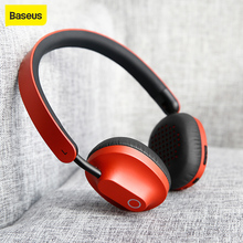 Baseus D01Wireless Bluetooth Earphone Headphones with Mic For Phones Computer With Mic Gaming Headset Stereo bluetooth earphone