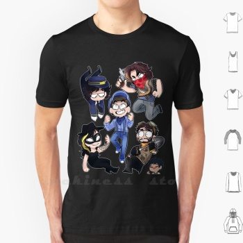 All Aboard The Steam Train T Shirt Men Women Teenage Cotton S - 6Xl Game Grumps Game Grumps Steam Train Steam Train Youtube image