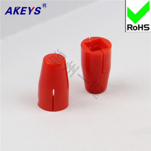 10pcs A09/ red and blue with key switch/key switch cap high quality direct key switch cap switch self-locking