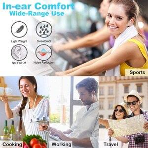 Image 5 - I7s Tws אלחוטי אוזניות Bluetooth אוזניות אוויר אוזניות דיבורית באוזן אוזניות עם טעינת תיבת עבור iPhone Huawei Xiaomi