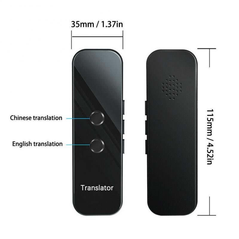 G6 Language Translator device dimension
