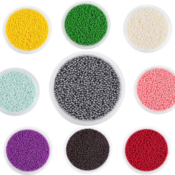 2mm 1800pcs Sweets Color Czech Glass Loose Spacer Seed Beads for Jewelry Making
