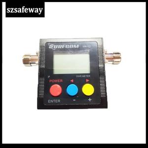 Image 5 - 2020 NEW SW 102 125 525 Mhz Digital VHF/UHF Power SWR Meter SURECOM For Two Way Radio SW102