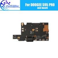 DOOGEE S95 PRO usb board 100% Original Neue für usb stecker lade board Ersatz Zubehör für DOOGEE S95 PRO zelle telefon