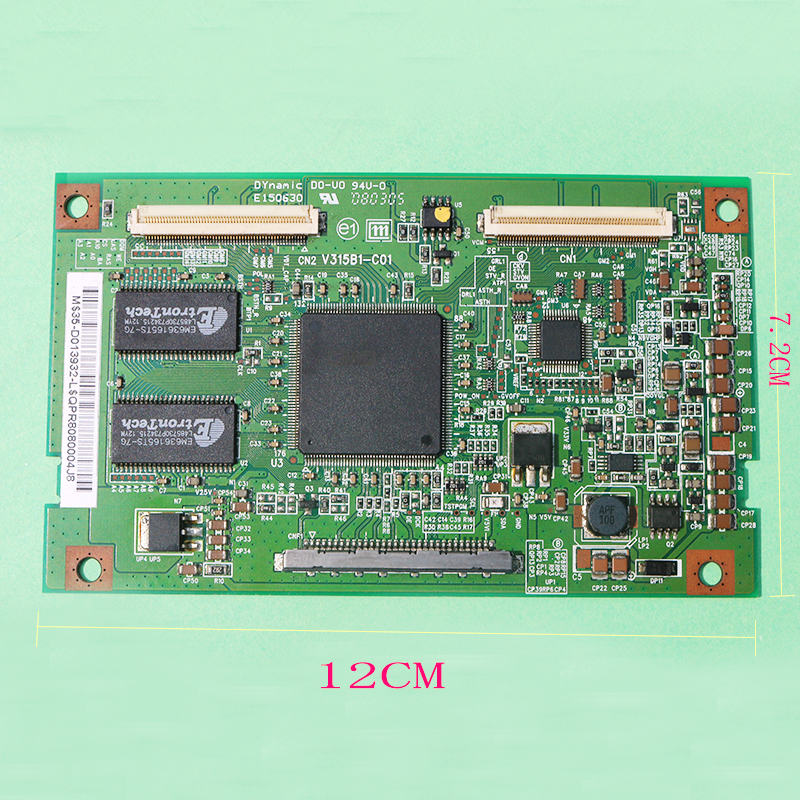 Original Logic Board V315B1-C01 For Philips 32TA2800 Samsung LA32R81B Screen V315B1-L06 V315B1-L01