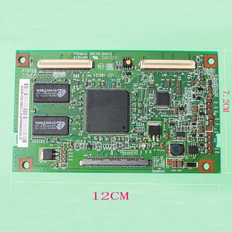 Original Logic Board V315B1-C01 For Philips 32TA2800 Samsung LA32R81B Screen V315B1-L06 V315B1-L01