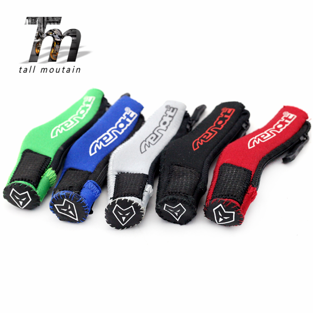 Universal Pedal Gear Shift Sock For BMW S1000RR HP4 S1000R For Benelli BN300 BN600 Motorcycle Accessories Boot Shoe Protector