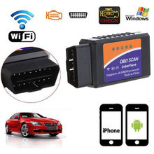 ELM327 V1.5 WIFI For Android Diagnostic Tool with PIC18F25K80 Chip ELM 327 Bluetooth v2.1 OBD2 Scanner