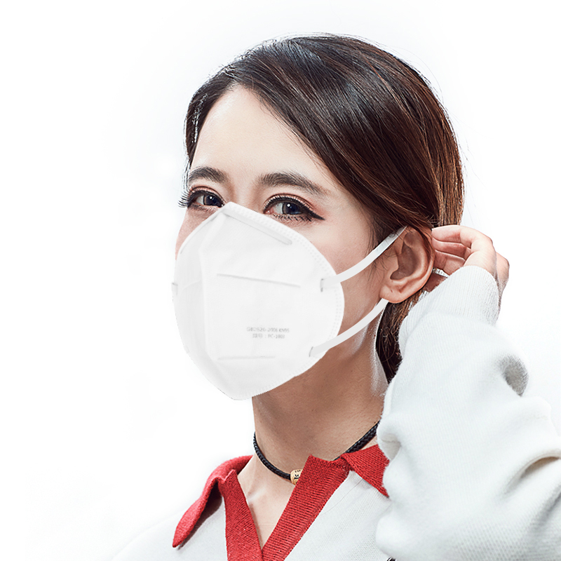 KN95 Face Mask High Quality 5 Layers   Prevent Anti Virus Formaldehyde Bad Smell Bacteria Proof Face Mouth Mask