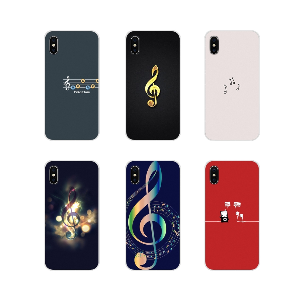 Accessories Phone Cases Covers Music in the world For Huawei Y5 Y6 Y7 Y9 Prime Pro <font><b>GR3</b></font> GR5 <font><b>2017</b></font> 2018 2019 Y3II Y5II Y6II image