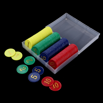 160 sztuk gry żetony pieniądze dla rekreacji kasyno Poker Mahjong słowo płyta gry tanie i dobre opinie perfeclan Other