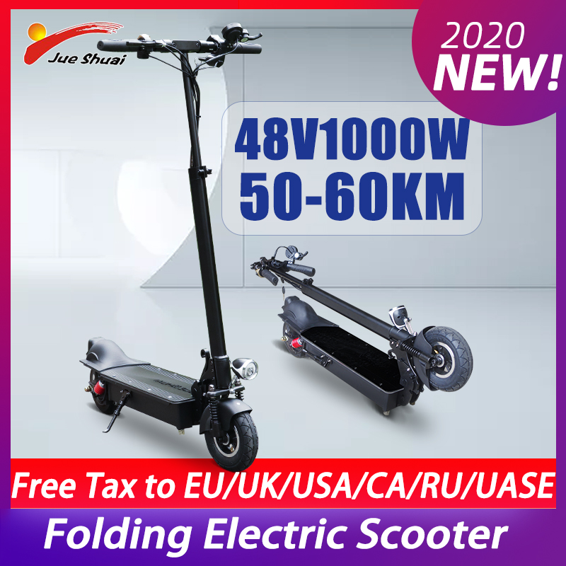 Big Sale 25 Off Two Wheel 60km H Electric Scooter For Adult 48v 1000w 18ah Lithium Battery Electric Bicycle Hoverboad Foldable Bike Scooters
