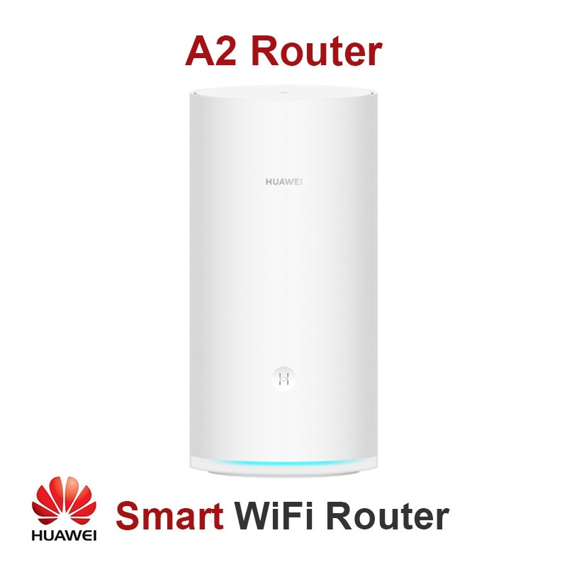 HUAWEI Smart Wireless WIFI Router A2 tri-band optimization HUAWEI Home WIFI Router Support 4 Ethernet interfaces Port MIMO 2*2 image