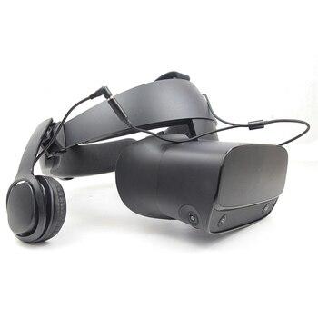 1pair Enclosed VR Game Headphone for Oculus Quest/ Rift S for PSVR VR Headset Wired Earphone Left Right Separation VR Headphones 6
