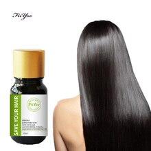 4 бутылки) FiiYoo Уход за волосами эфирное масло Аутентичные выпадения волос Жидкая Сыворотка для роста волос