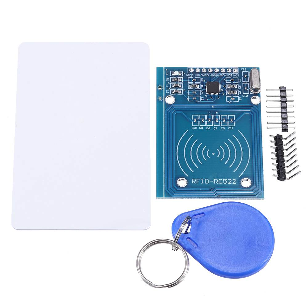 RC522 Antenna RFID IC Wireless Module For Arduino IC KEY SPI Writer Reader IC Card Proximity Module