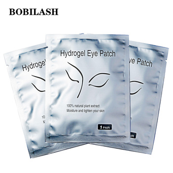 25 50 100 pairs lot patches for eyelash extensions under eye pads eyelash extension tools eyelash patches eye sticker wraps 50/100 Pairs/Lot Patches for Eyelash Extension Under Eye Pads Paper Patches for Eyelash Building Stickers for False Eyelashes