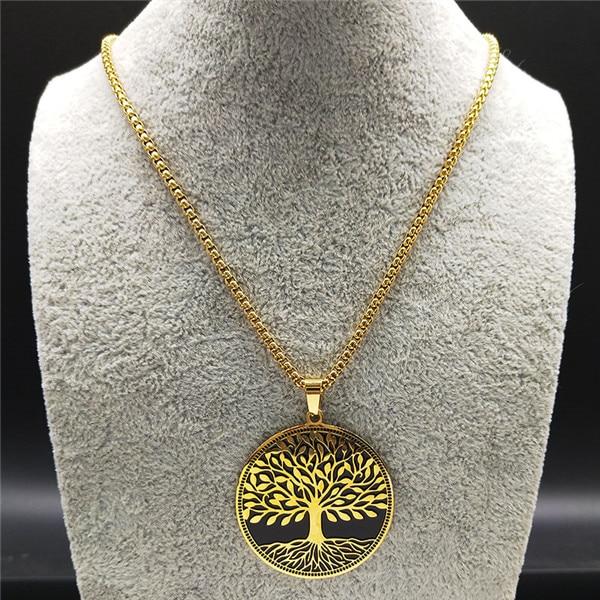 Collier arbre de vie pour femme
