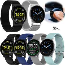 HD Touch Screen Smart Watch Bluetooth Smartwatch Fitness Tracker Bracelet Heart Rate Monitor for Samsung iPhone Xiaomi LG(China)